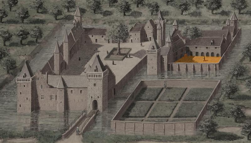 14. Opperhof of Hooffdburcht